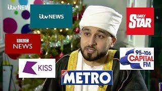 CORNER SHOP on BBC News & ITV News!