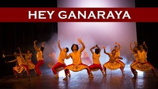 Hey Ganaraya - Dance Performance   SparkLights 3   Abstratics