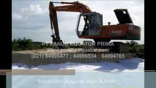 JUAL NON WOVEN GEOTEXTILE ( PT PANDU EQUATOR PRIMA 0811 111 6066 )