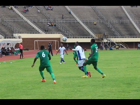 ALL GOALS: Zimbabwe vs Tanzania November 13 2016, Full Time 3-0