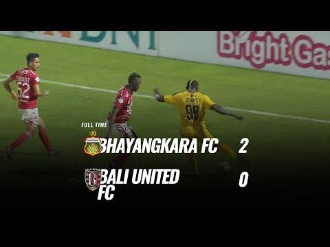 [Pekan 34] Cuplikan Pertandingan Bhayangkara FC vs Bali United FC, 8 Desember 2018 Mp3