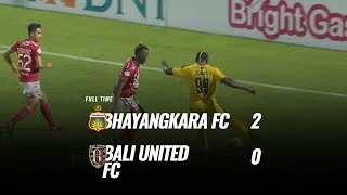 Download Video [Pekan 34] Cuplikan Pertandingan Bhayangkara FC vs Bali United FC, 8 Desember 2018 MP3 3GP MP4