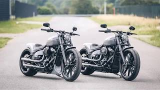 Top 5 Most cool custom motorcycles bobbers of 2020