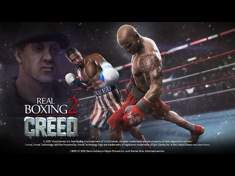 Real Boxing 2 CREED - Winter Update Preview