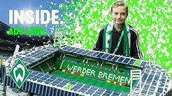 wohninvest WESERSTADION aus Lego? | WERDER.TV Inside nach SC Freiburg