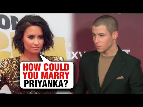 Demi Lovato HATES Priyanka Chopra, UPSET with Nick Jonas? Mp3