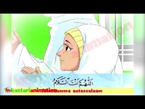 Kartun islam | Doa Sesudah Sholat part 2 - Kastari Animation Official