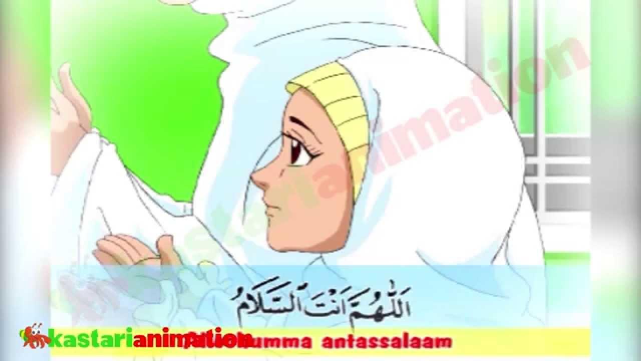 Kartun Islam Doa Sesudah Sholat Part 2 Kastari Animation