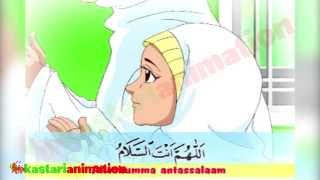 Kartun islam | Doa Sesudah Sholat part 2 - Kastari Animation Official