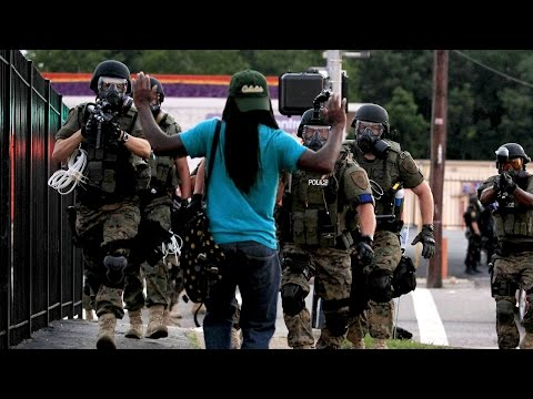 Papantonio: Untrained Police Playing Toy Soldiers In Ferguson - The Ring Of Fire