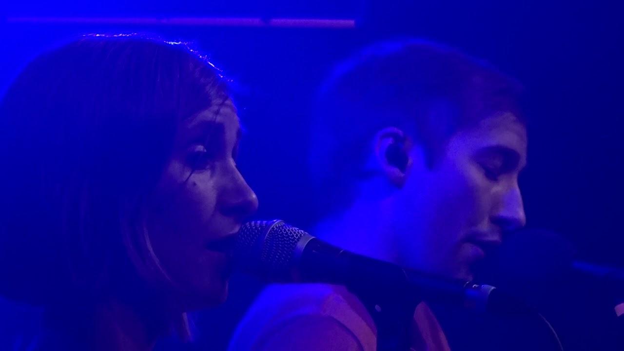 Liza Kay Messer Live Knust Hamburg 09 2017 Youtube