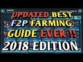 UPDATED Best F2P Farming Guide EVER !!  2018 Edition  star wars galaxy of heroes swgoh