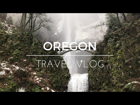 OREGON TRAVEL VLOG (Things to do in Oregon)