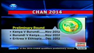 Kenya paired with Burundi in Africa Cup of Nations