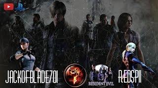 [Redif-Live] : Resident Evil 6 ! (Avec Redspii) : Mercenaires !