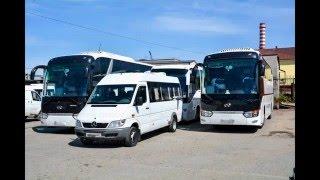 Аренда автобусов в компании Хаммер.
