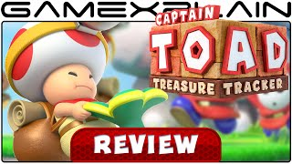 Captain Toad: Treasure Tracker - Video Review (Wii U)