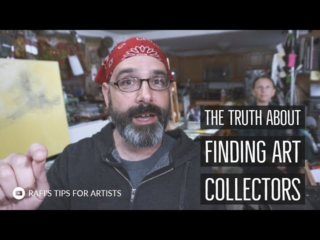 The Truth About How We Find Art Collectors
