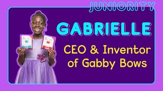 Inventor & Entrepreneur - Gabrielle Goodwin