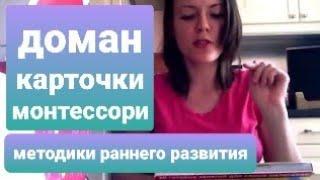 Методики раннего развития детей. Доман-Маниченко, Монтессори, Лазарев, Данилова, Зайцев