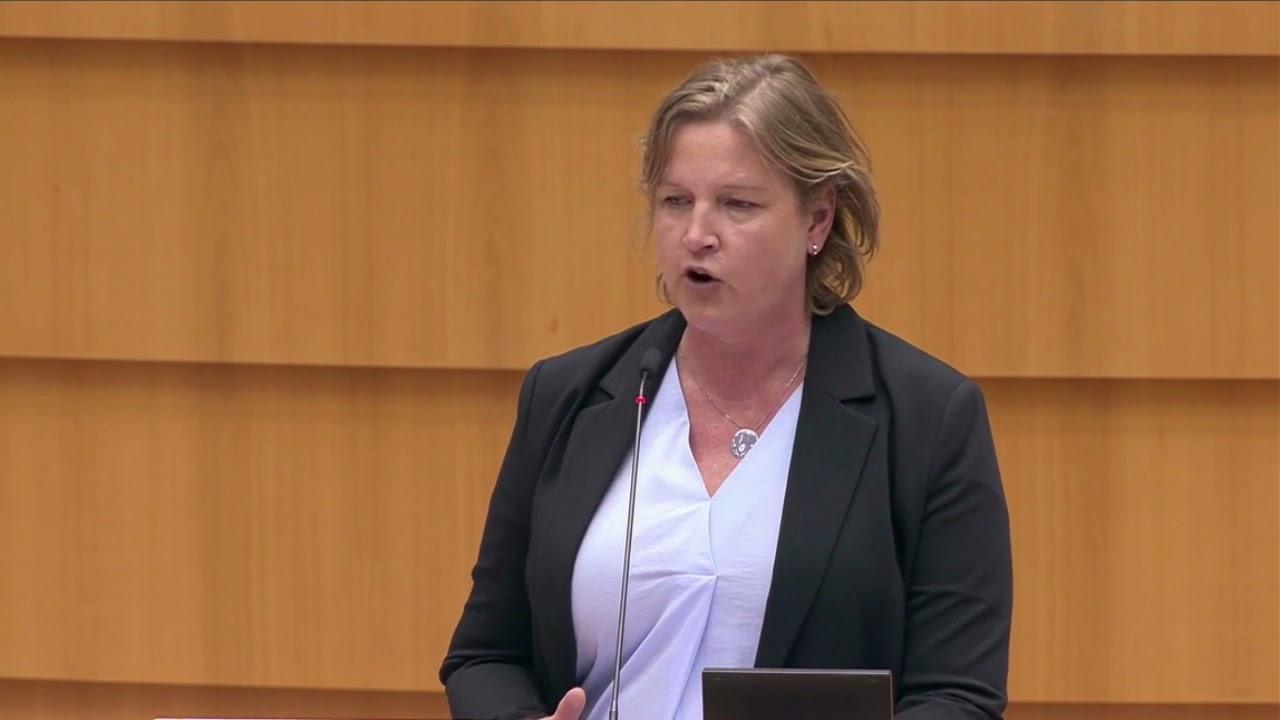 Karin Karlsbro 18 May 2021 plenary speech on climate change