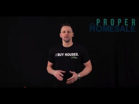 Proper Home Sale