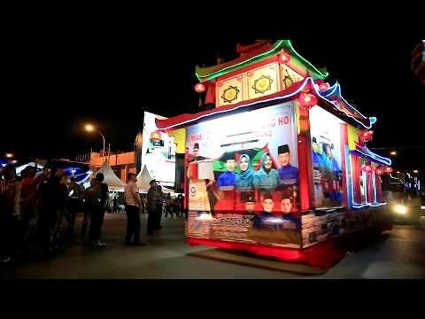 Takbir Keliling Hari Raya Idul Fitri 1438 H Kota Batam, 24 Juni 2017