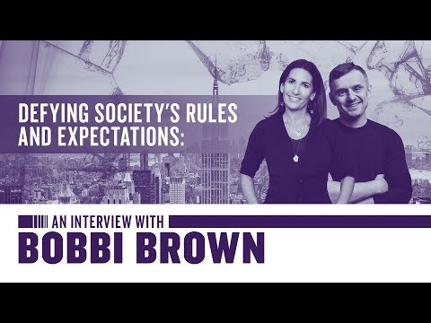 Defying Society's Rules and Expectations: Interview With Bobbi Brown