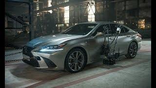 Lexus reklam AI tarafından oluşturulan