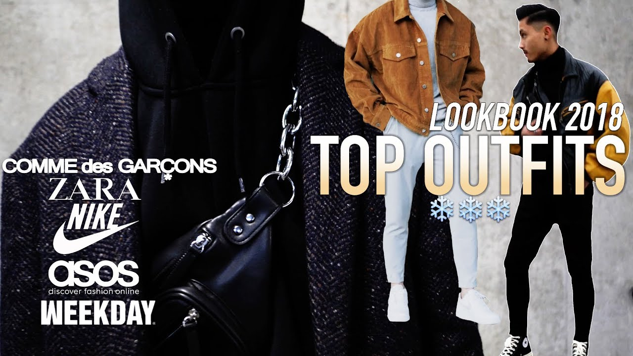 [VIDEO] - TOP 3 WINTER OUTFITS #8 ? | Lookbook 2018 ❄️ | bhpdao 8