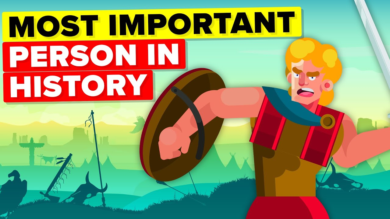 Why Alexander The Great Is The Single Most Important Man In History