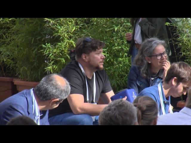 SingularityU Portugal Summit Cascais w/ Robert Poynton
