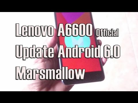 Lenovo A6600 Android Nougat Videos - Waoweo