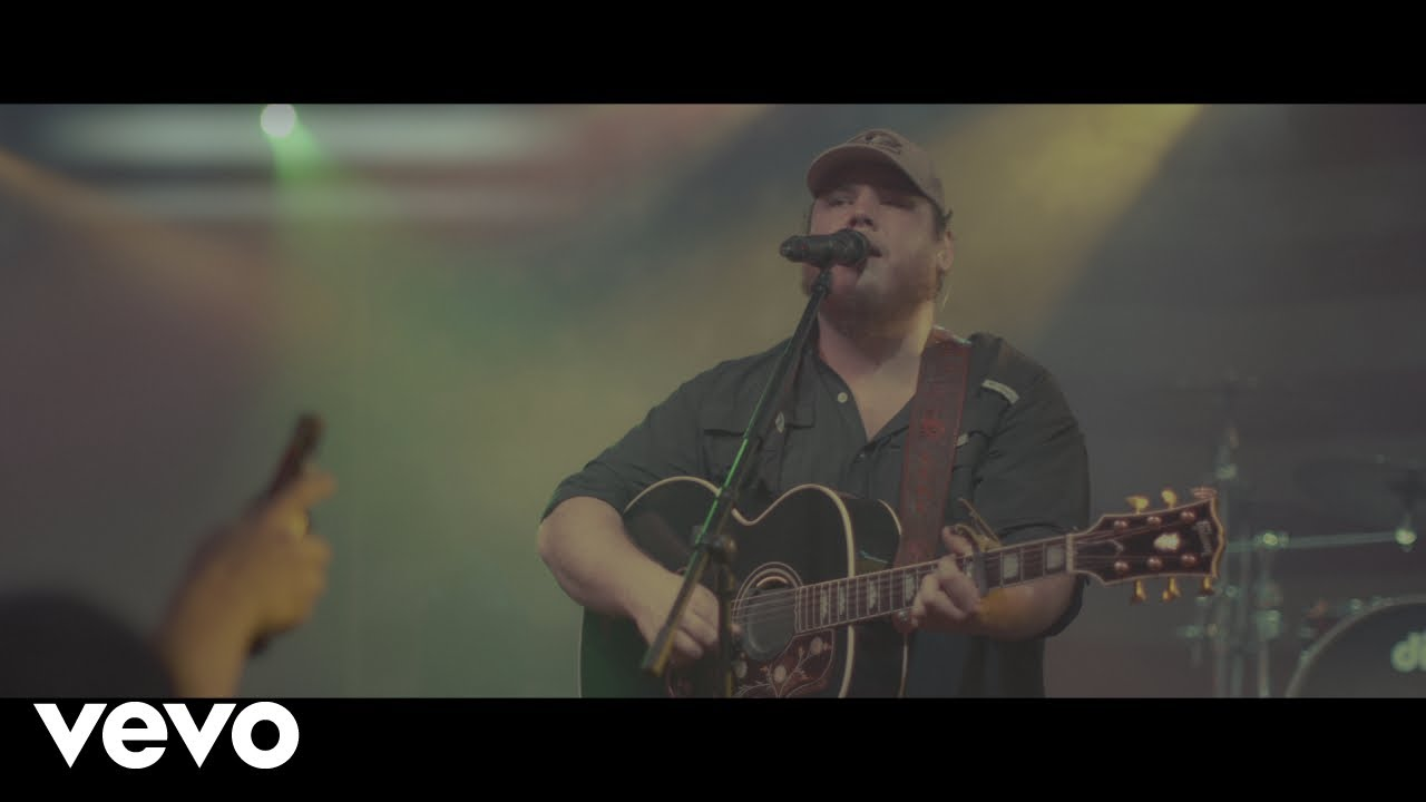 Luke Combs She Got The Best Of Me Youtube