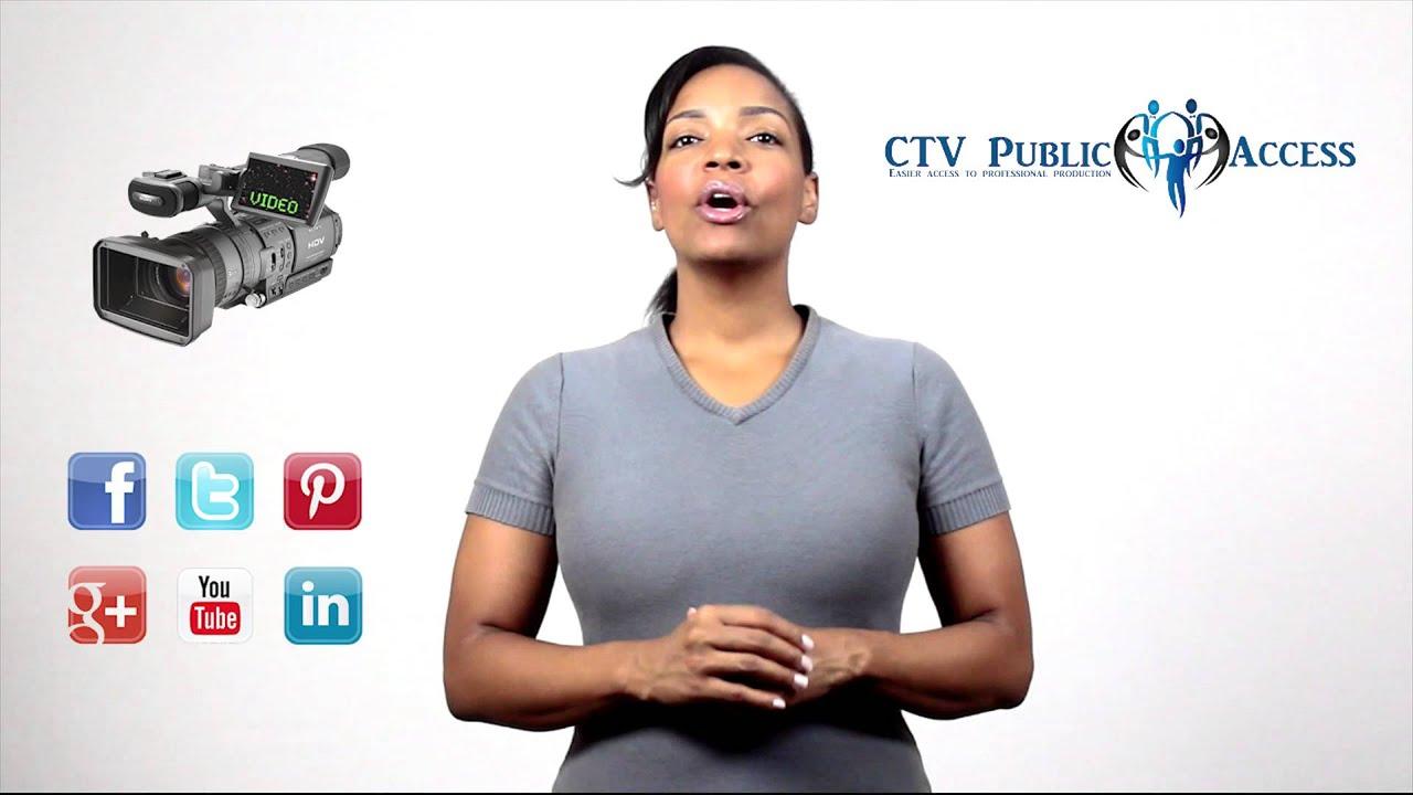CTV Public Access Promo Ad