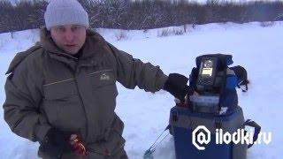 Видеообзор эхолота Lowrance для зимней рыбалки от ilodki.ru(Ловим окуня в Самарской области с эхолотом Lowrance ELITE-4X HDI ICE MACHINE ..., 2016-02-04T14:13:24.000Z)