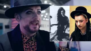 Boy George Talking About Pete Burns (2016)