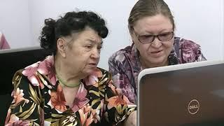 В Центре социального обслуживания пенсионеры создали любительский театральный коллектив
