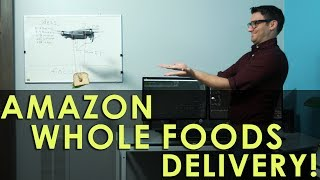 Amazon Whole Foods Delivery Service (Parody)