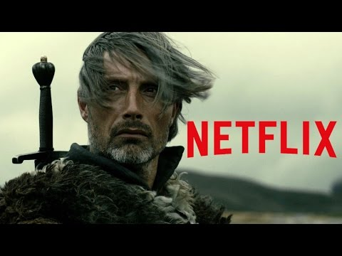 The Witcher Netflix TV Series - Could Mads Mikkelsen be the best Geralt of all time?