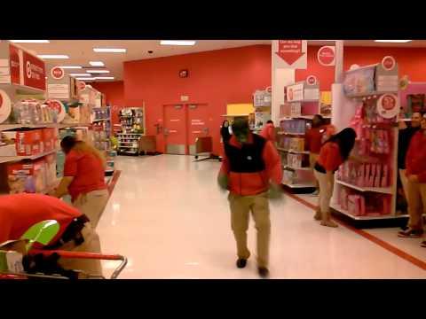 Target Harlem Shake NY- Green Store Assurance Visit