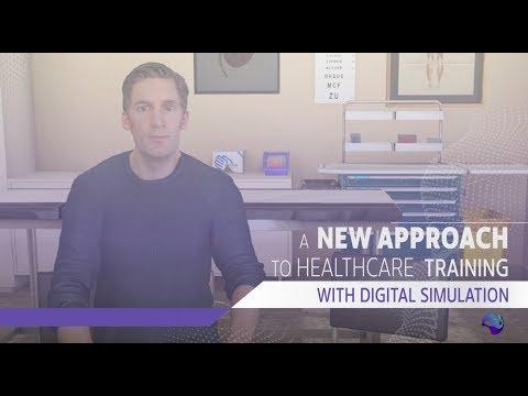 SimforHealth, creator of digital simulation solutions for healthcare training
