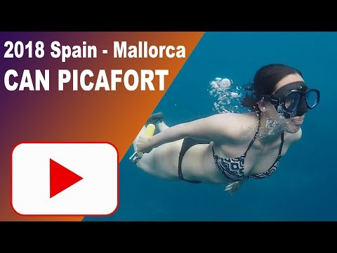 2018 Spain - Mallorca TRAVEL Video with GoPro