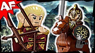 BATTLE of HELM'S DEEP 9474 Lego Lord of the Rings Animated Building Review thumbnail