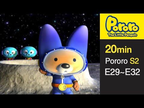 [Pororo S2] Season 2 Full Episodes E29-E32 (8/13)