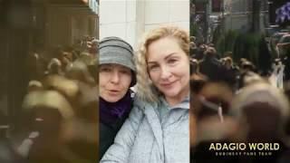 Adagio World Award. Lara Fabian, Carreras, Sarah Brightman, Vitas, Dimash, Gagarina, Dudinsky Etc.