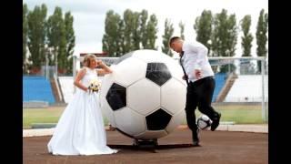 Свадебный слайд