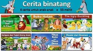 Download Video Cerita binatang | Si Singa dan Si Tikus | Buku hutan | Bebek Buruk Rupa | Serigala dan Tujuh Anak MP3 3GP MP4