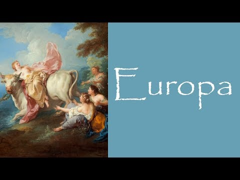 Greek Mythology: Story of Europa