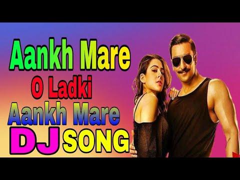 ladka aankh mare dj song download